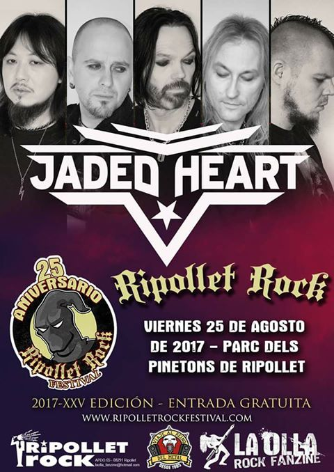 jaded heart- ripollet