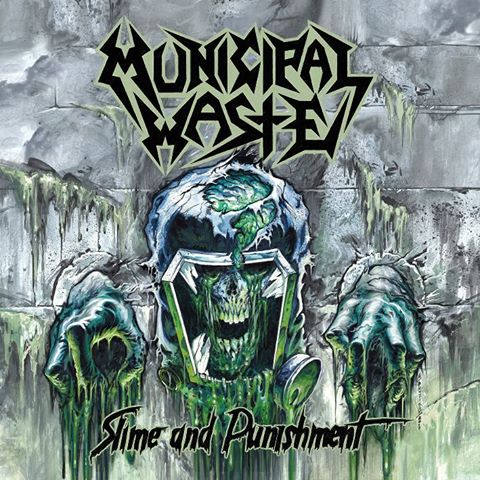 municipal waste- slime