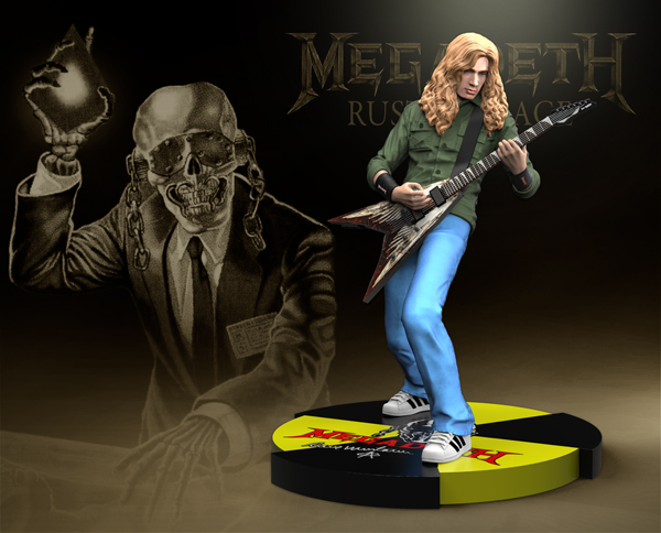 mustaine vic rock iconz