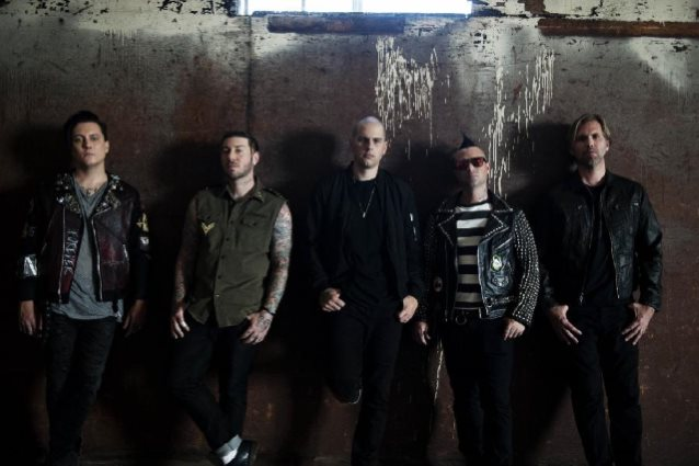 avenged sevenfold pic 1