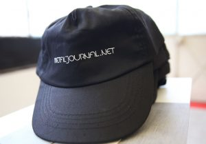 metal journal gorra pic 2