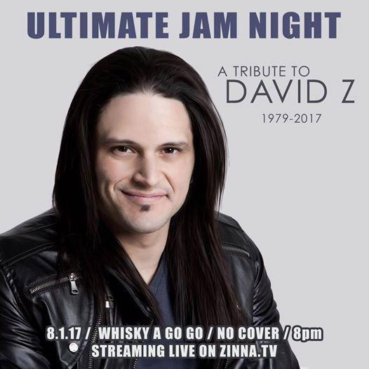 a tribute to david z
