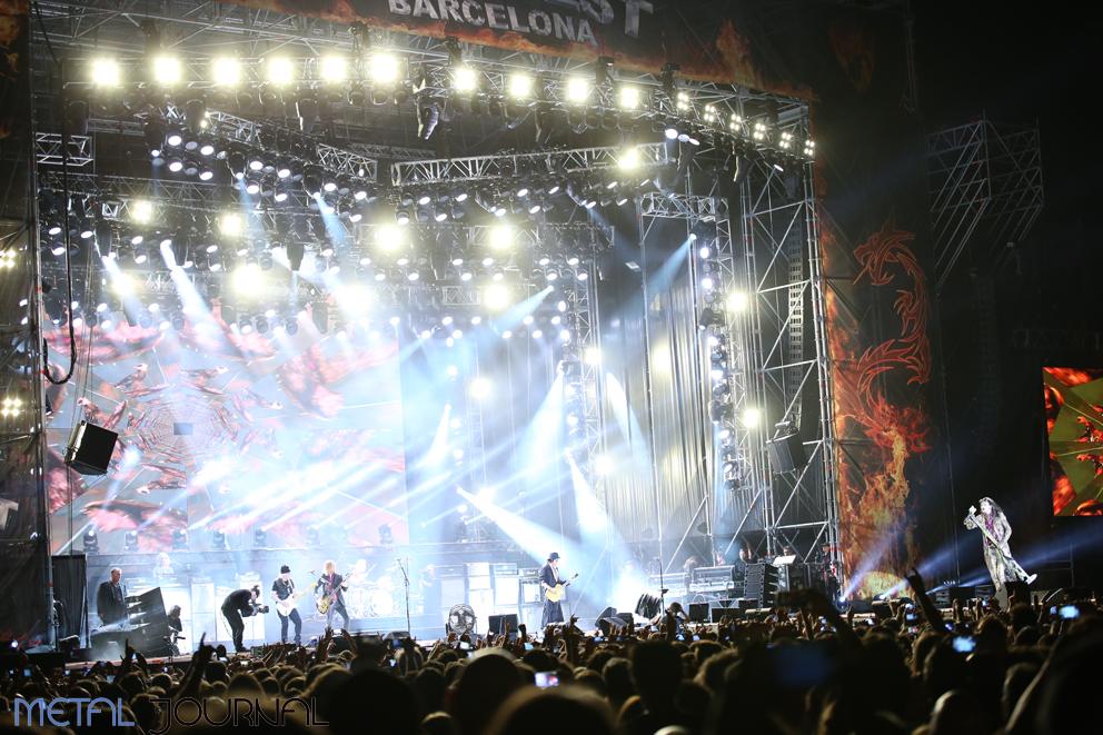 aerosmith - rock fest 2017 pic 2
