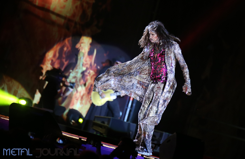 aerosmith - rock fest 2017 pic 6
