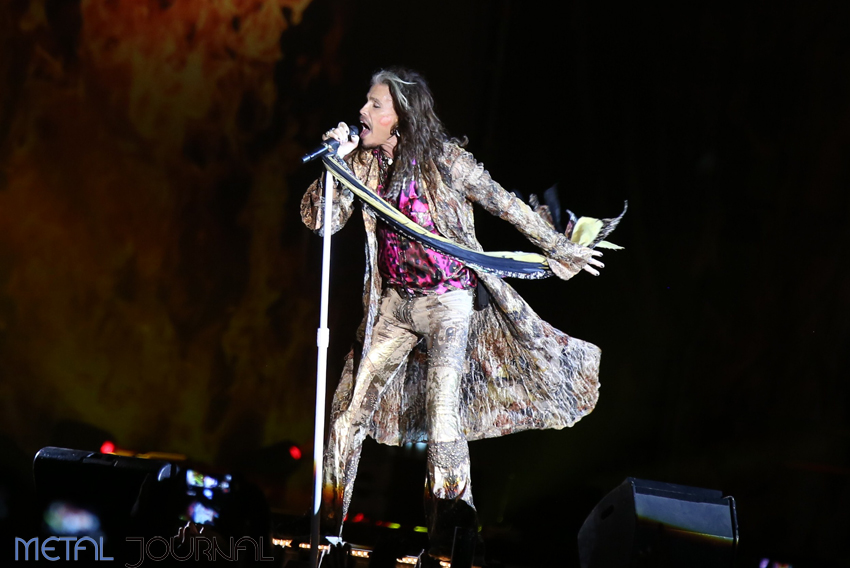 aerosmith - rock fest 2017 pic 8