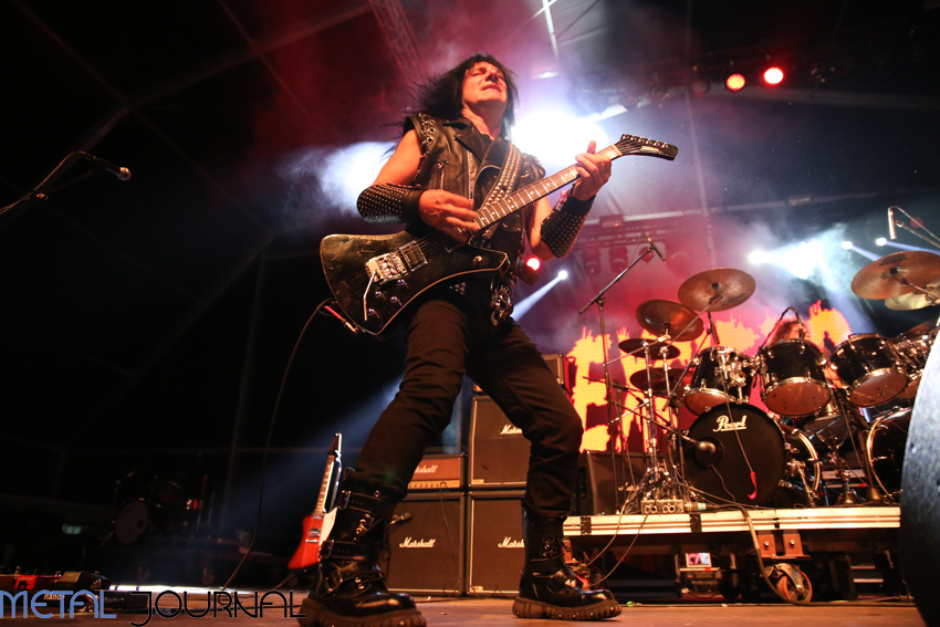 exciter - rock fest 2017 pic 1