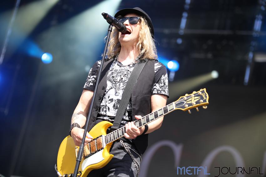 gotthard - rock fest 2017 pic 2