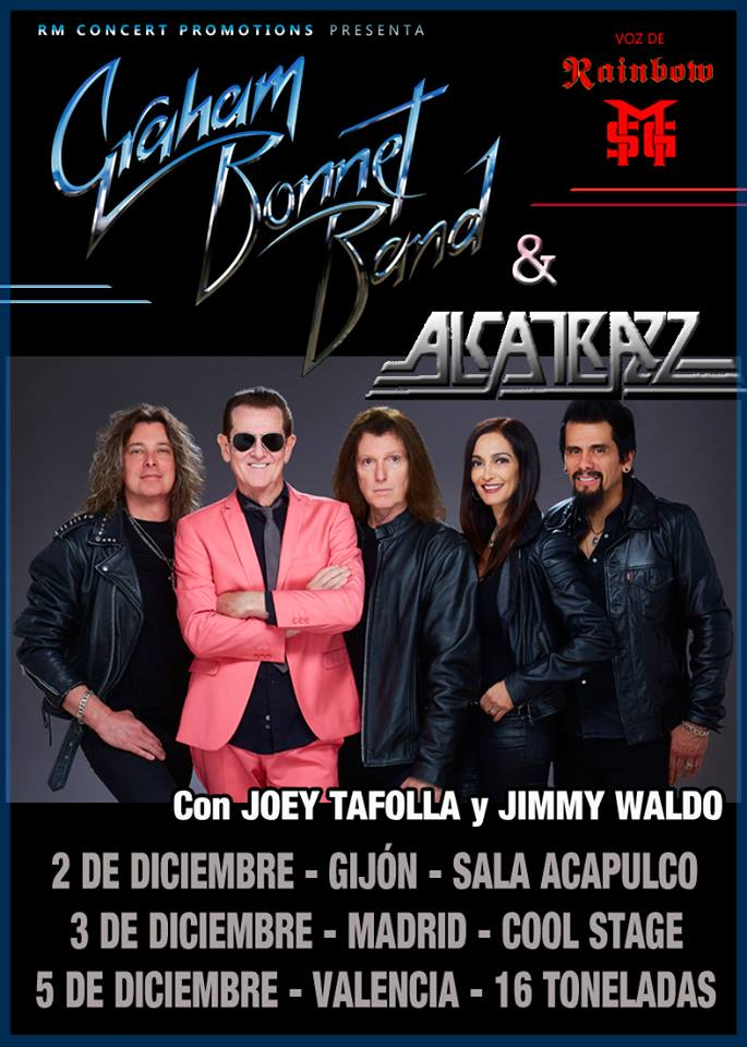 graham bonnet cartel