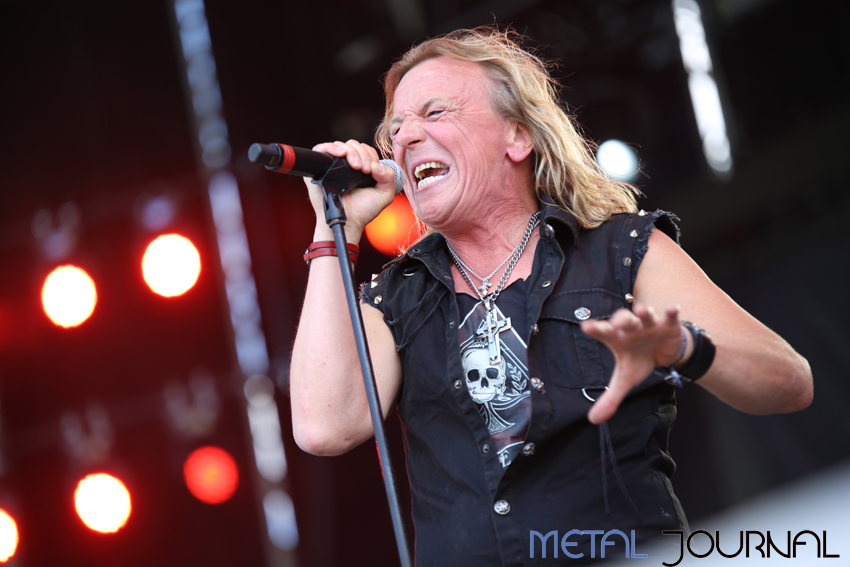 pretty maids - rock fest 2017 pic 1