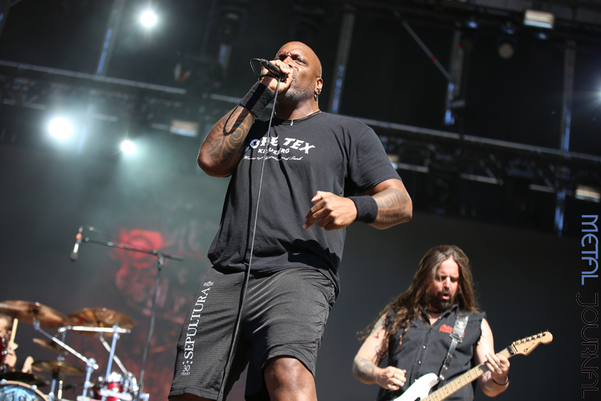 sepultura - rock fest 2017 pic 1
