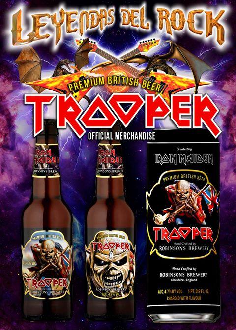 trooper - leyendas del rock
