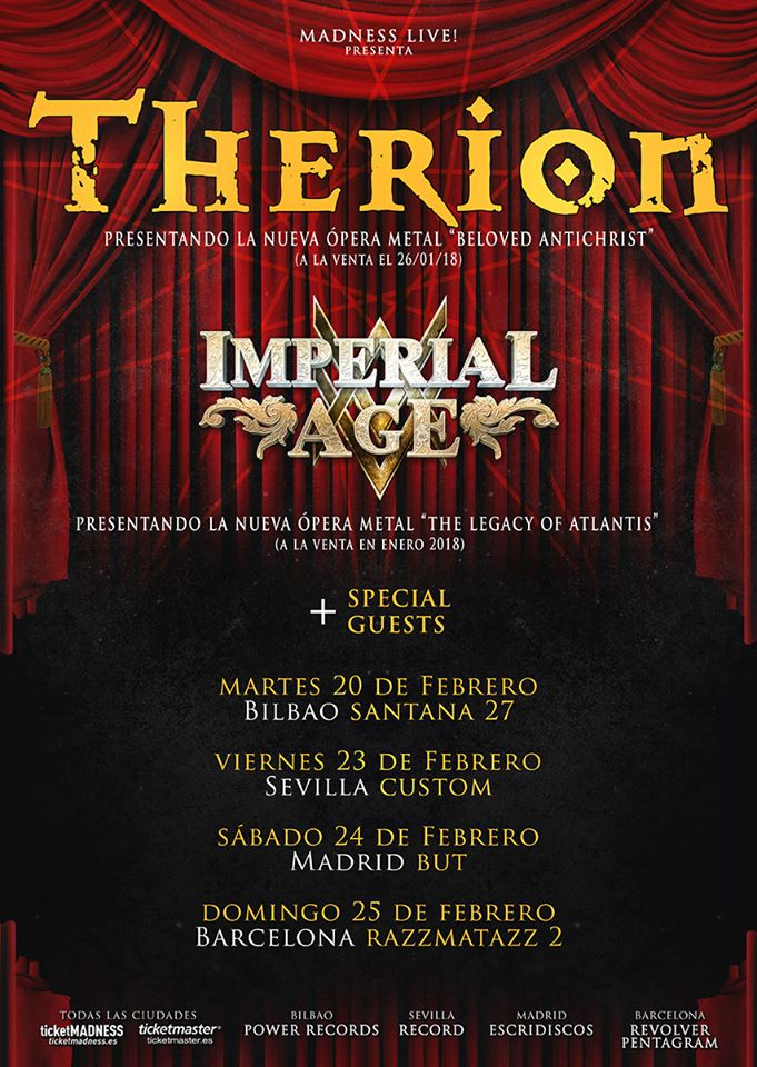 therion cartel 2018