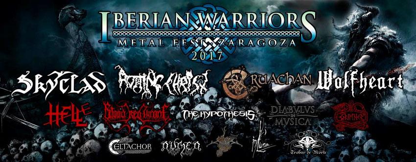 Iberian Warrios face 2