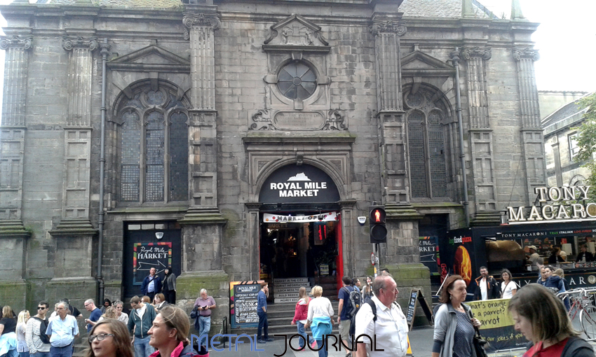 Royal Mile Market Edimburgo