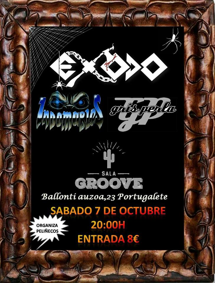 exodo - portugalete