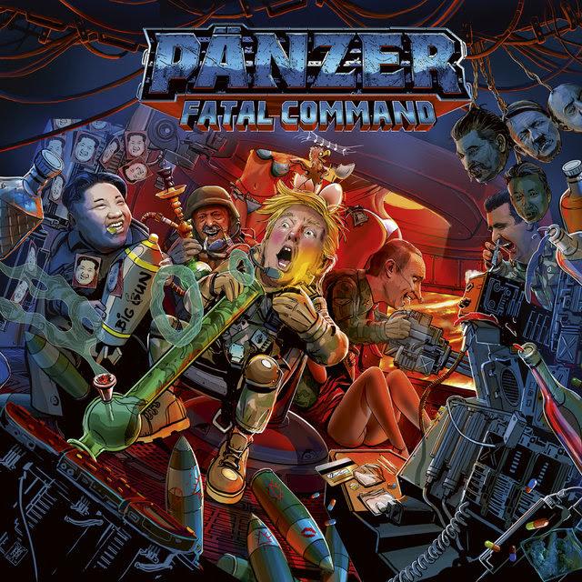 panzer-fatal command