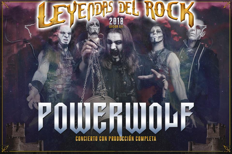 powerwolf - leyendas
