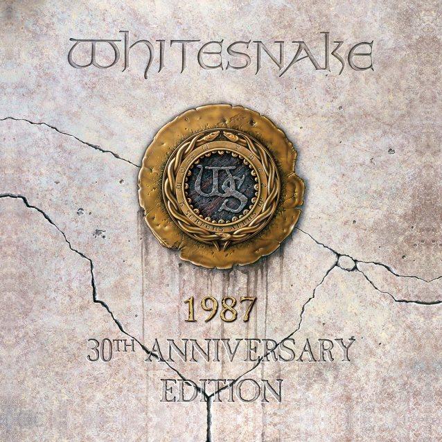 whitesnake 1987 reedición