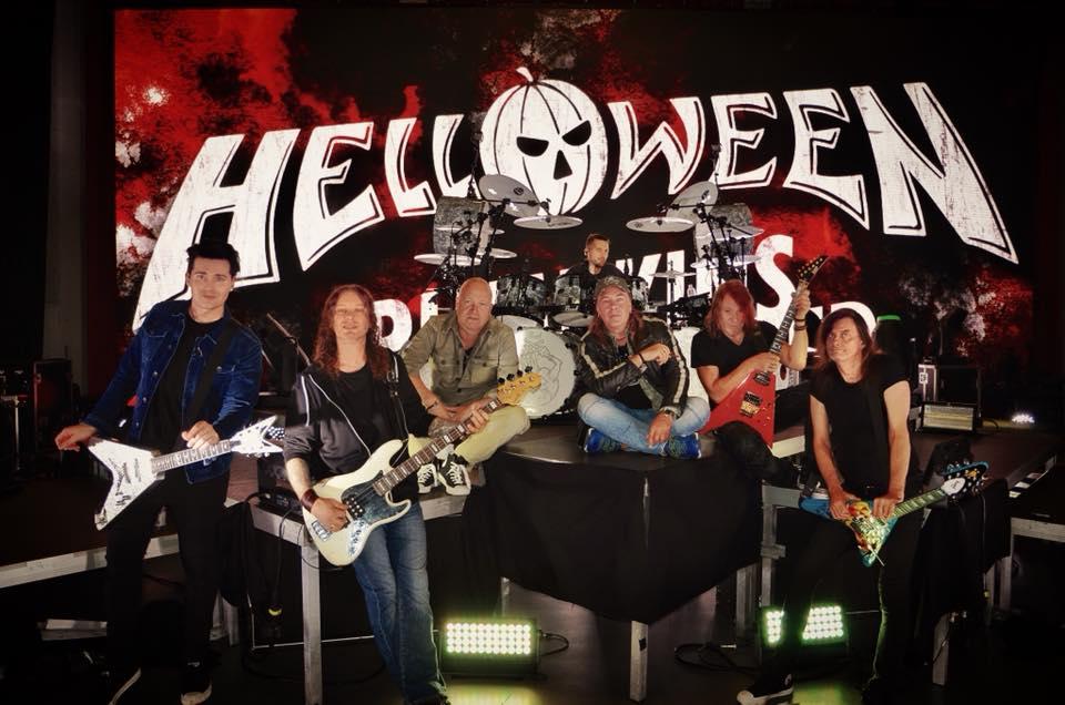 helloween - ensayo