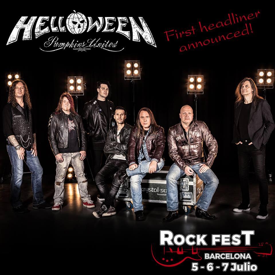 helloween rock fest