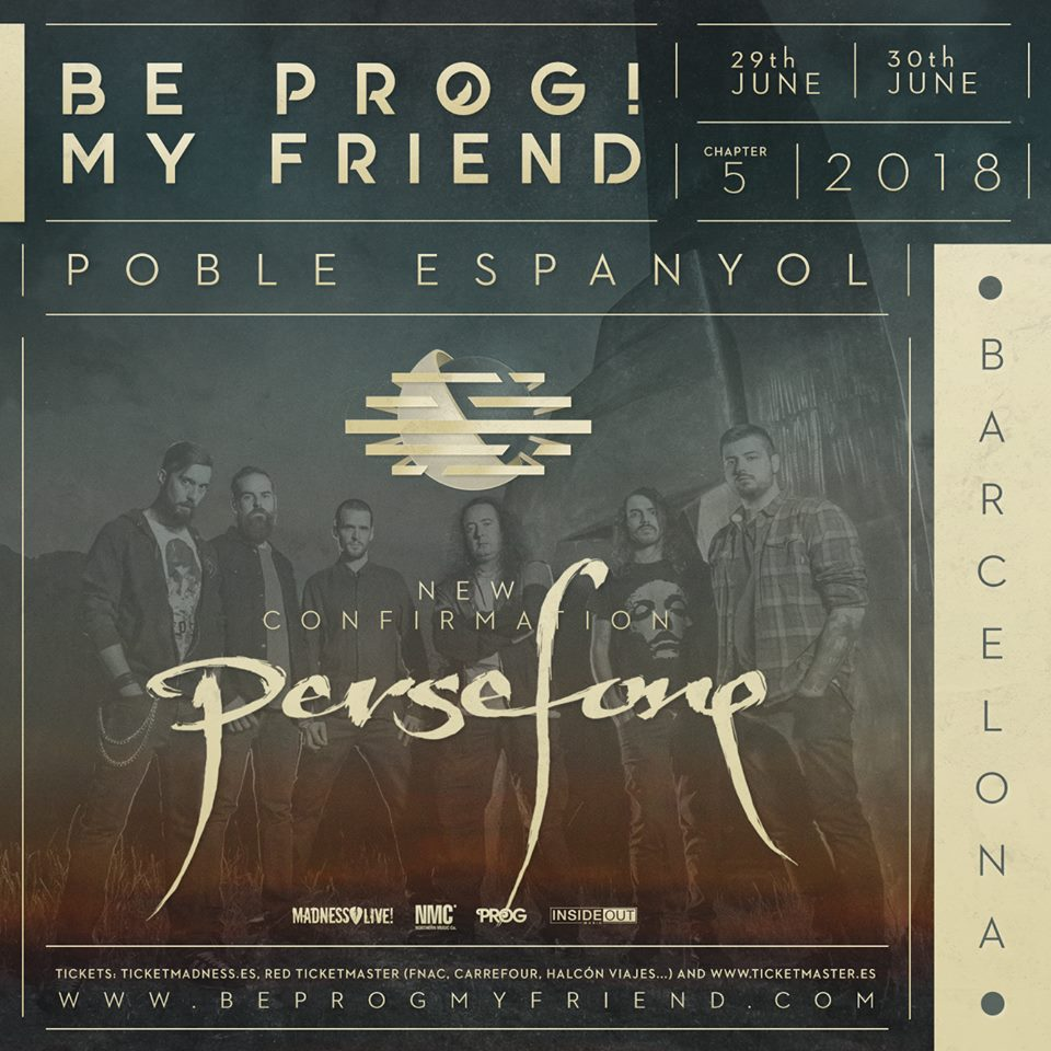 persefone - be prog