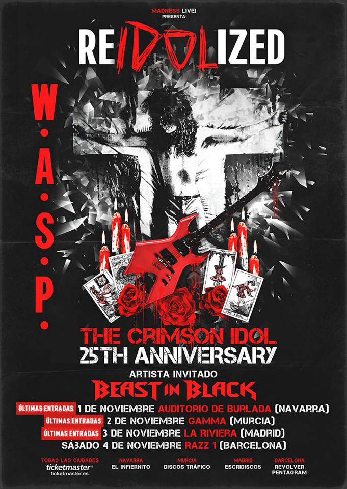 wasp cartel últimas entradas 2017