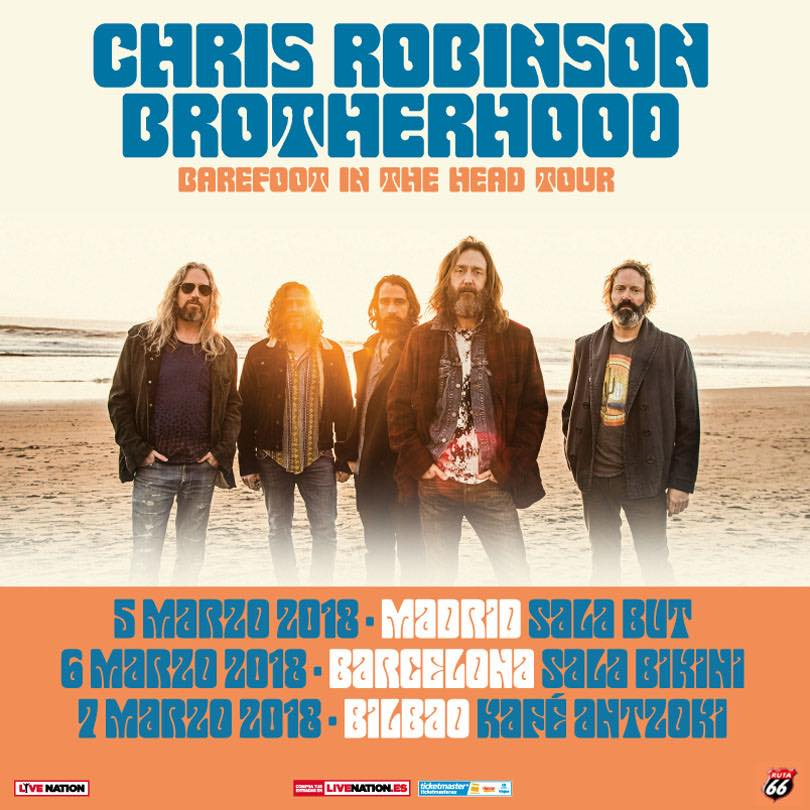 chris robinson brotherhood cartel