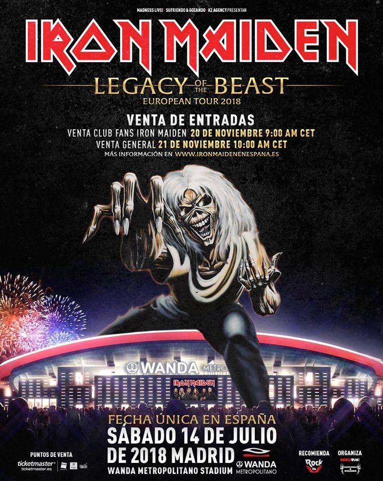 iron maiden -madrid pic 1
