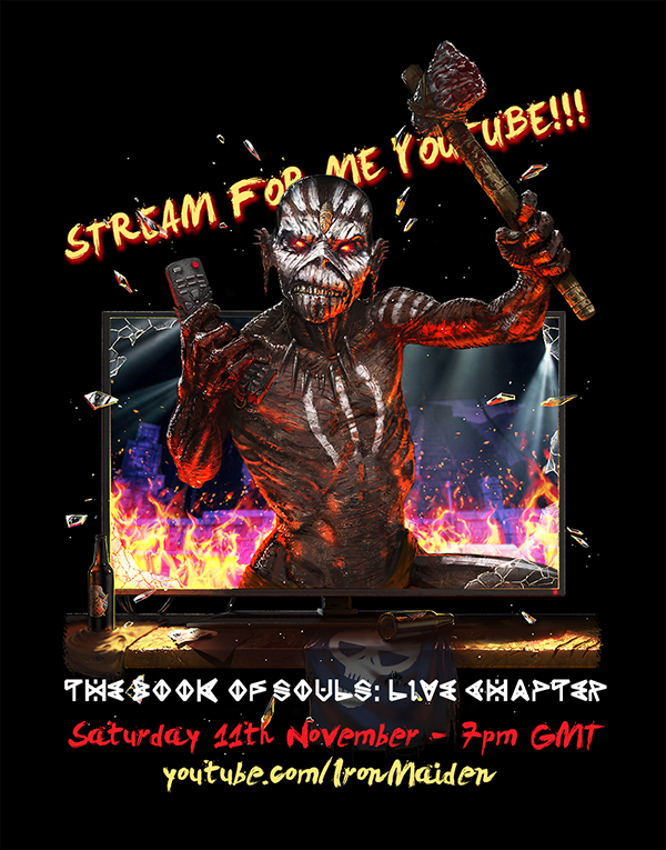 iron maiden stream for me pic 1