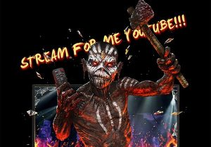 iron maiden stream for me pic 2
