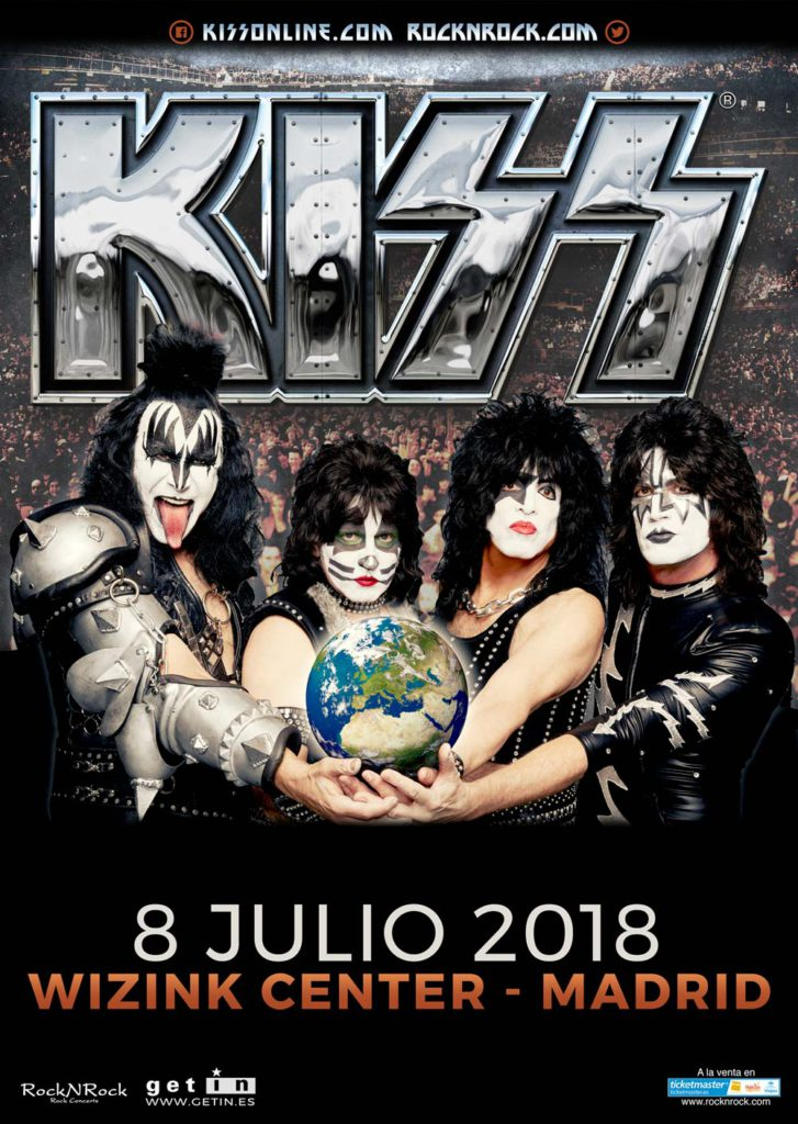 kiss madrid