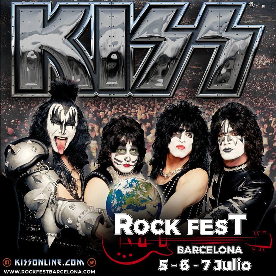 kiss rock fest