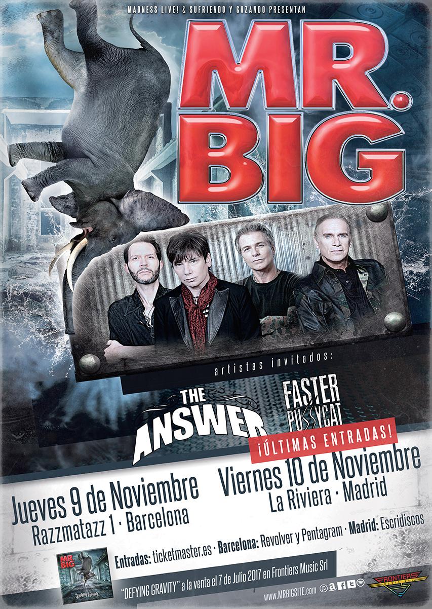 mr big cartel noviembre