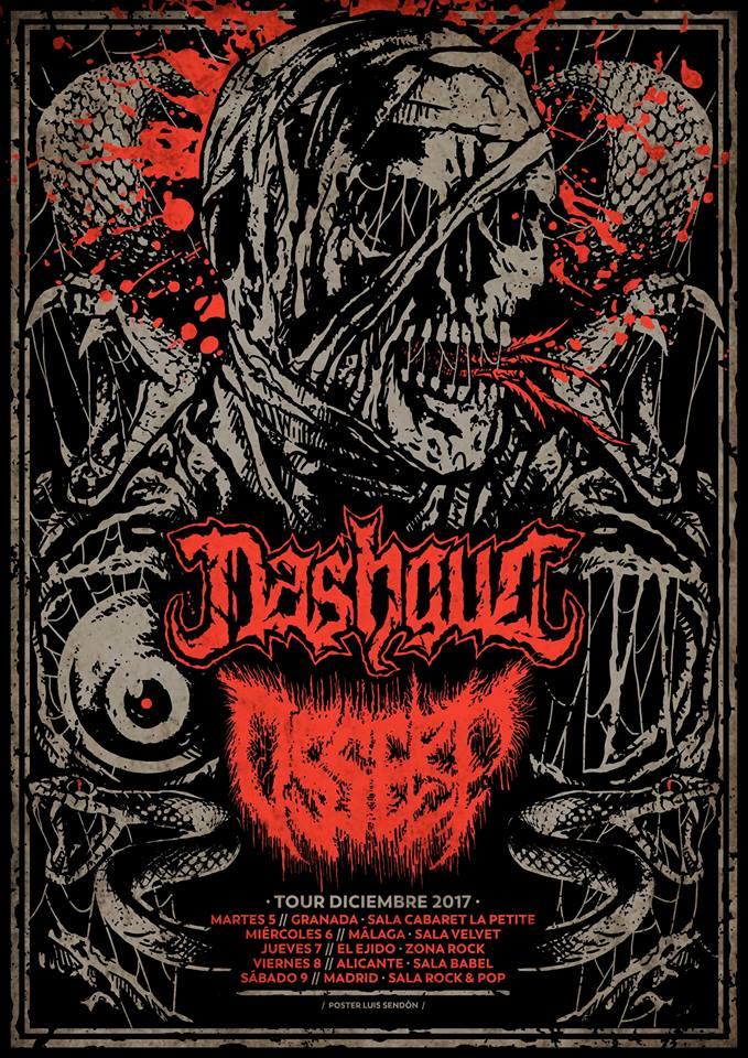nashgul gira diciembre 2017