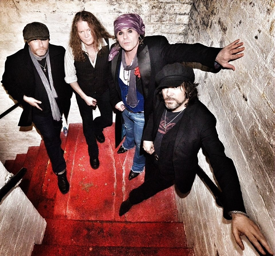 the quireboys pic 1