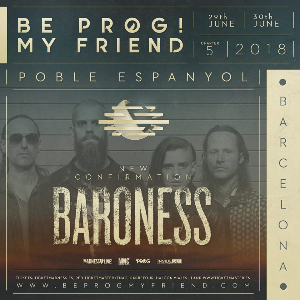baroness - be prog