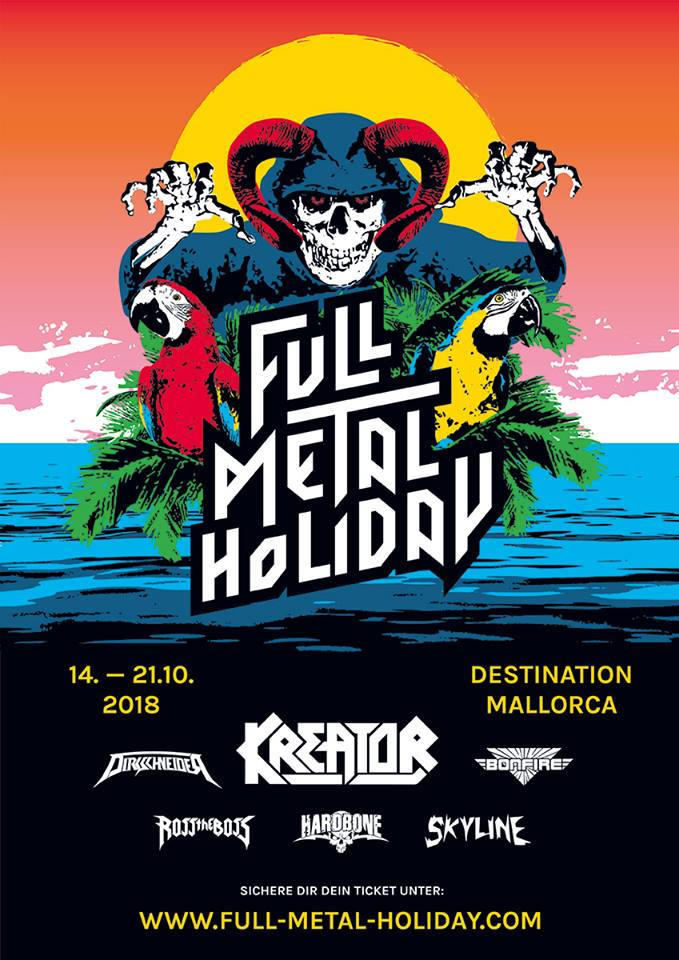 full metal holiday cartel