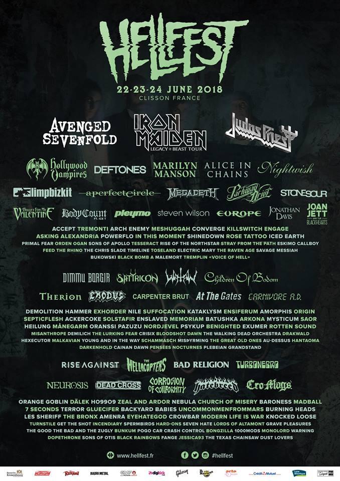 hellfest cartel completo 18