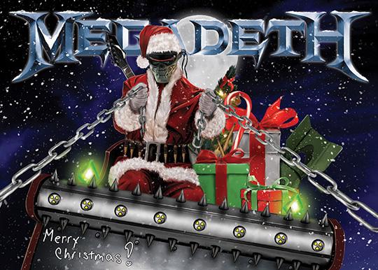 megadeth - christmas