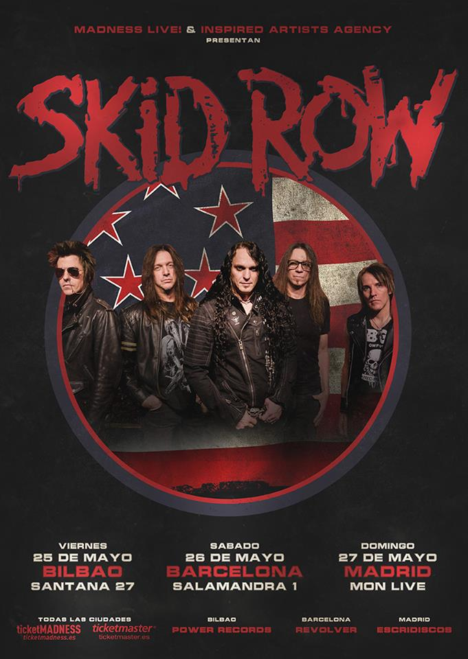 skid row cartel pic 1