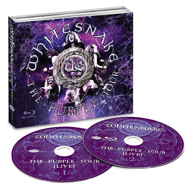 whitesnake the purple tour