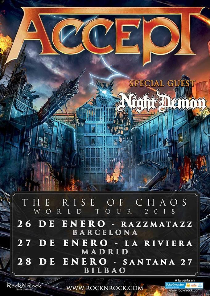 accept night demon cartel