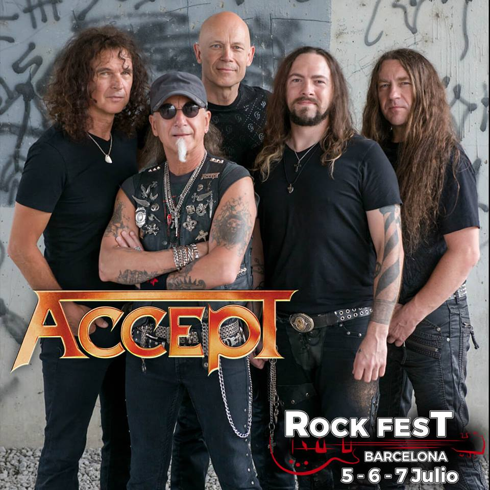 accept rock fest bcn