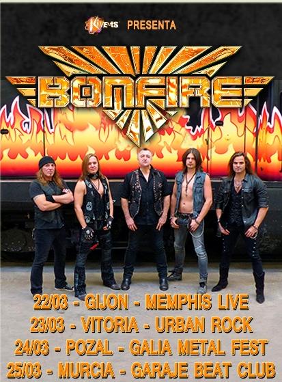 bonfire españa