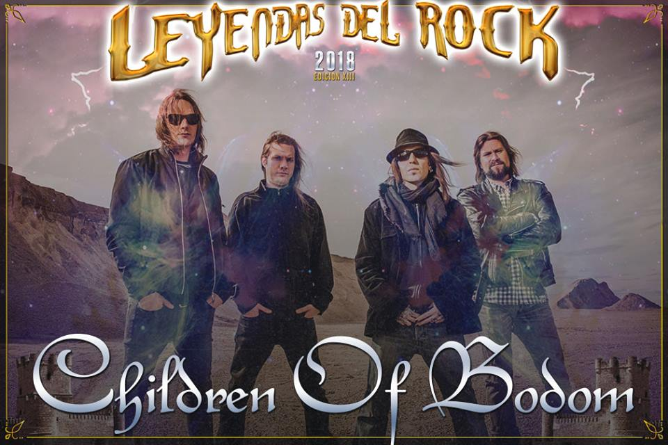 children of bodom -leyendas