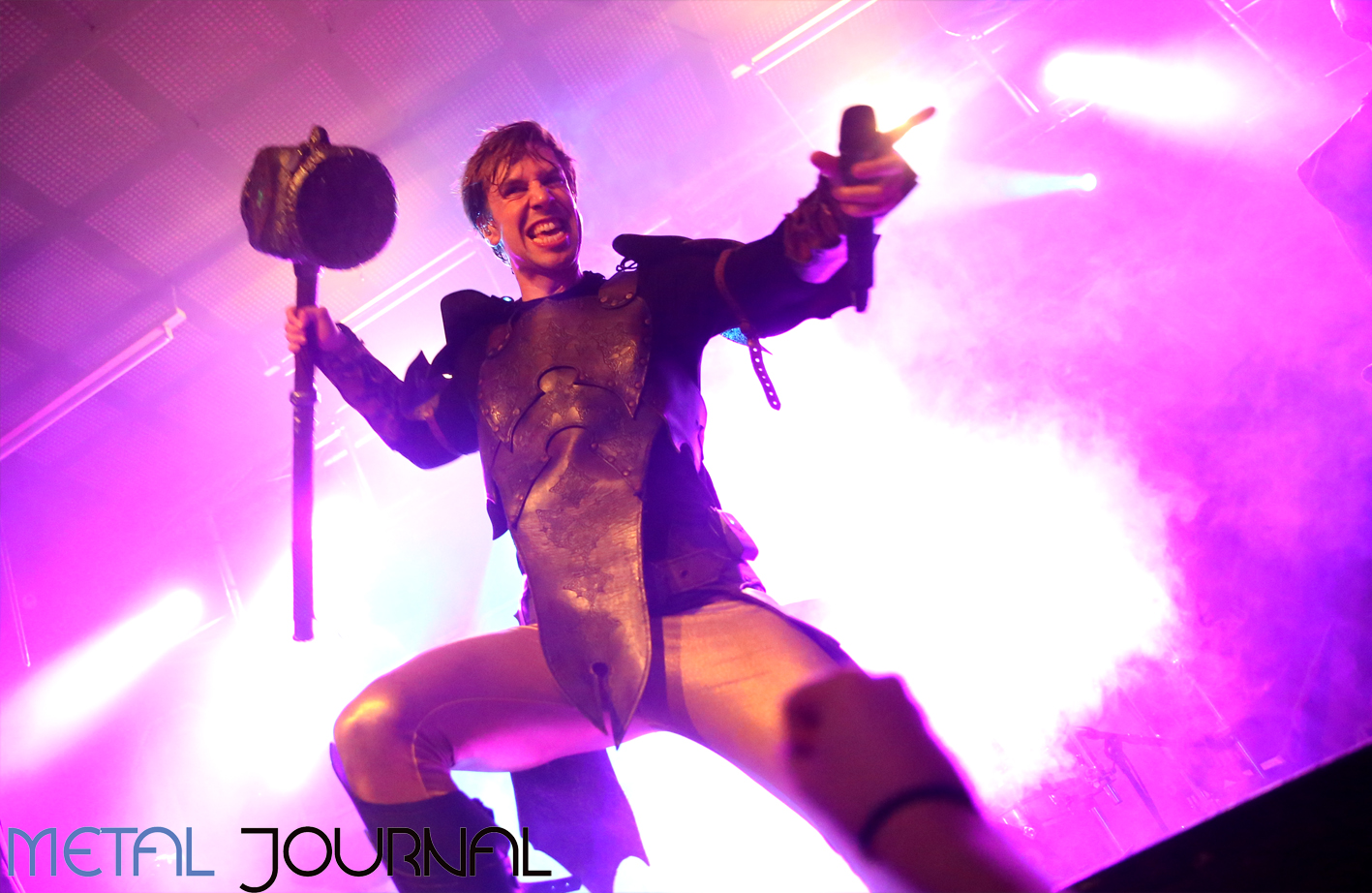 gloryhammer - metal journal 2018 pic 1