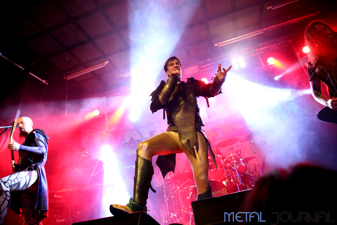gloryhammer - metal journal 2018 pic 3