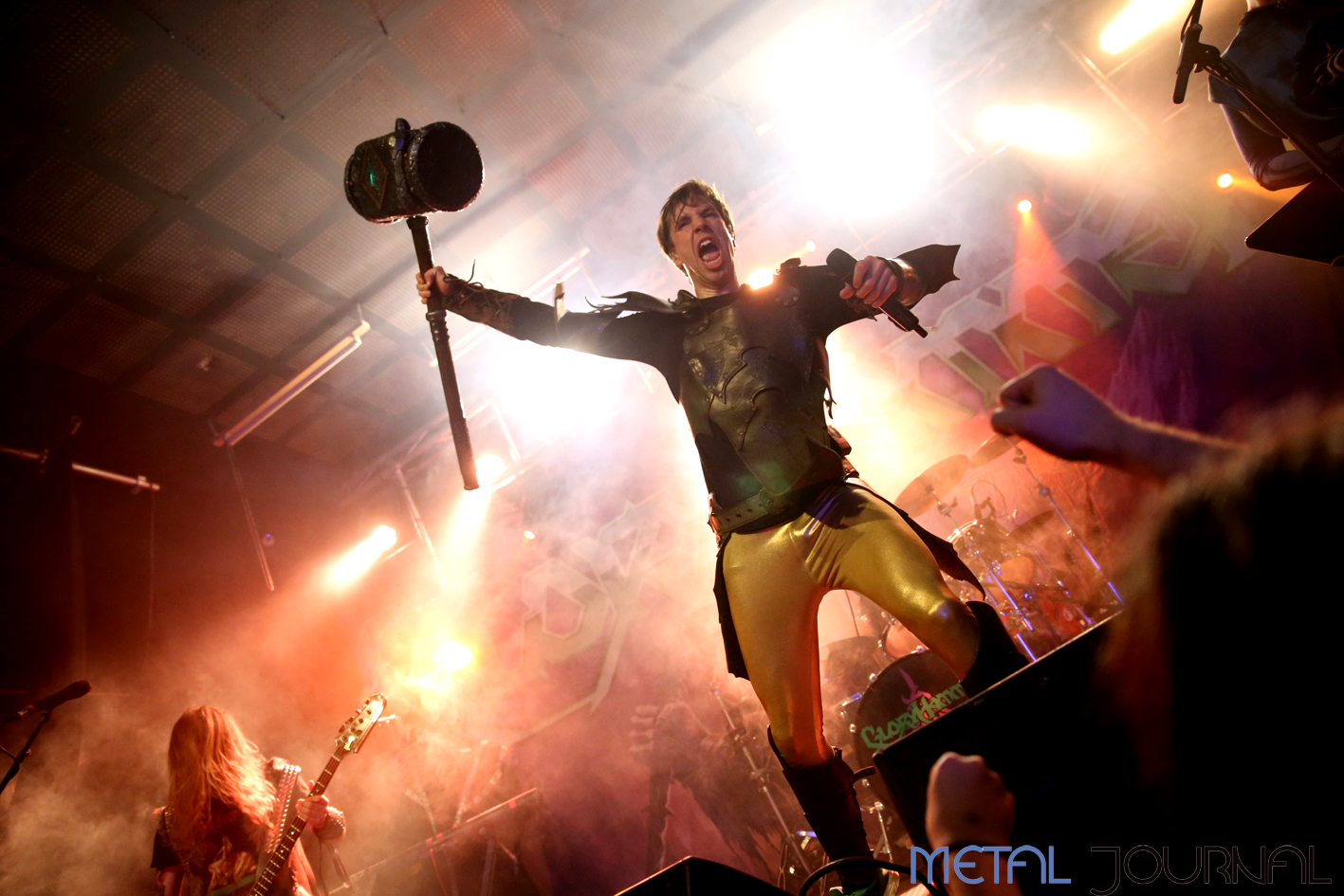 gloryhammer - metal journal 2018 pic 9