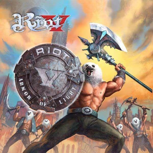 riot - armor of light