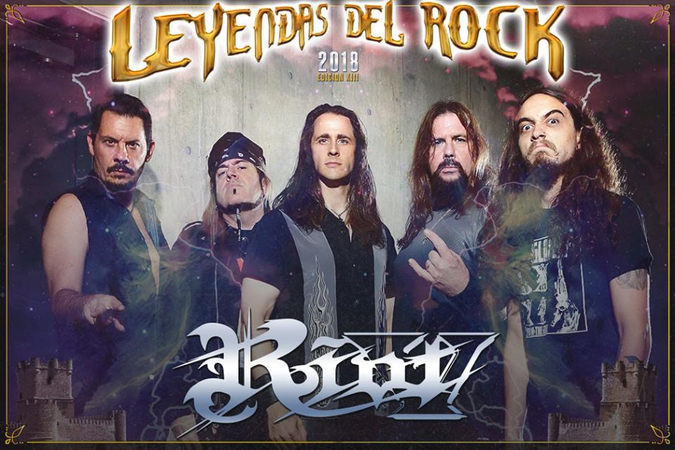 riot v - leyendas del rock